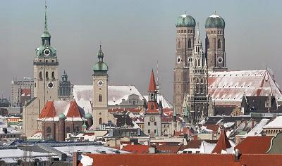 «Альпийская сказка»  групповой тур на Рождество и Новый год - Мюнхен  + Альпы и замок Нойшванштайн